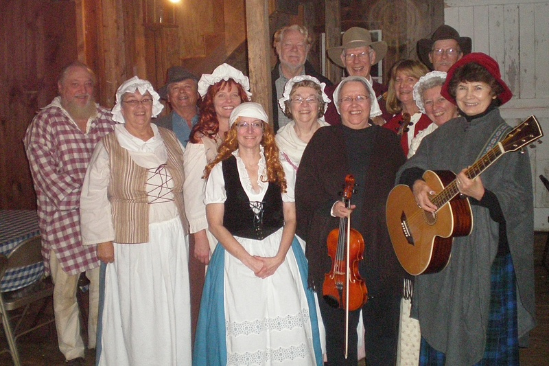 Fiddlers, Wenches, and Tavernkeeper Oct  2011